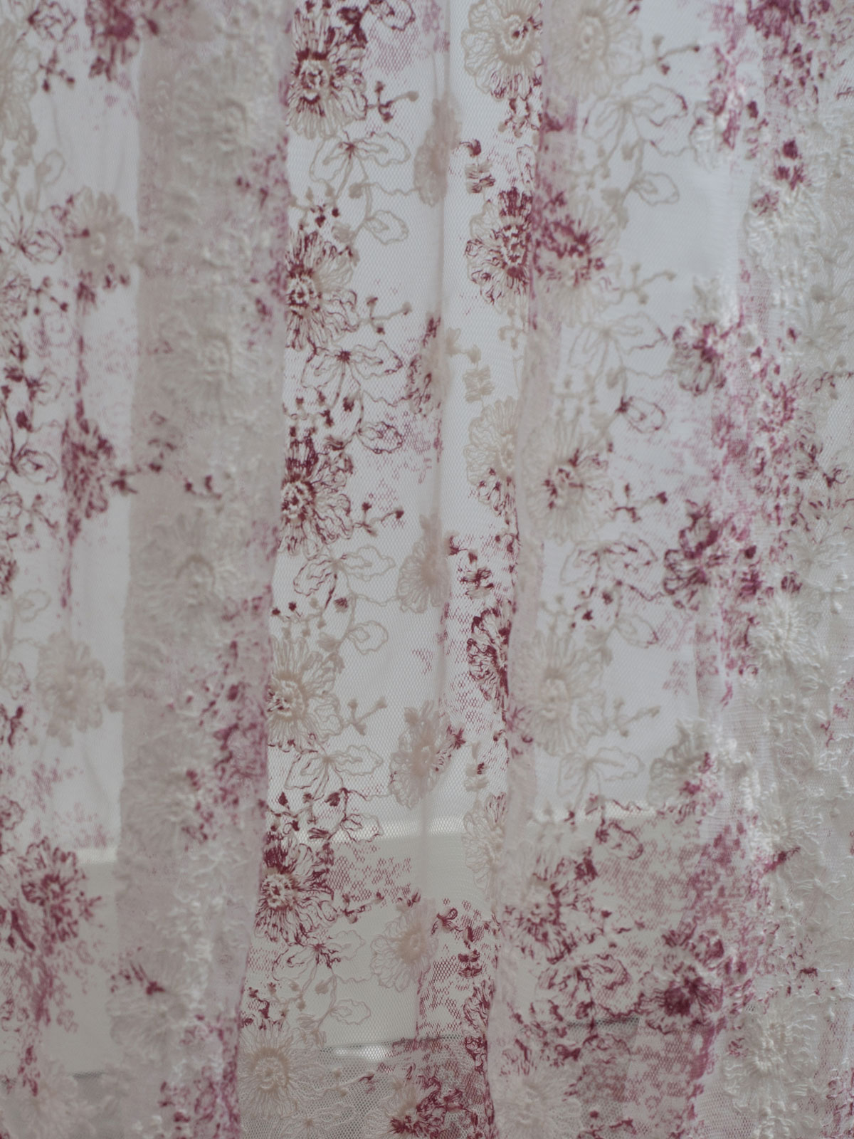 22 Elegant Embroidery Anglaise Curtains