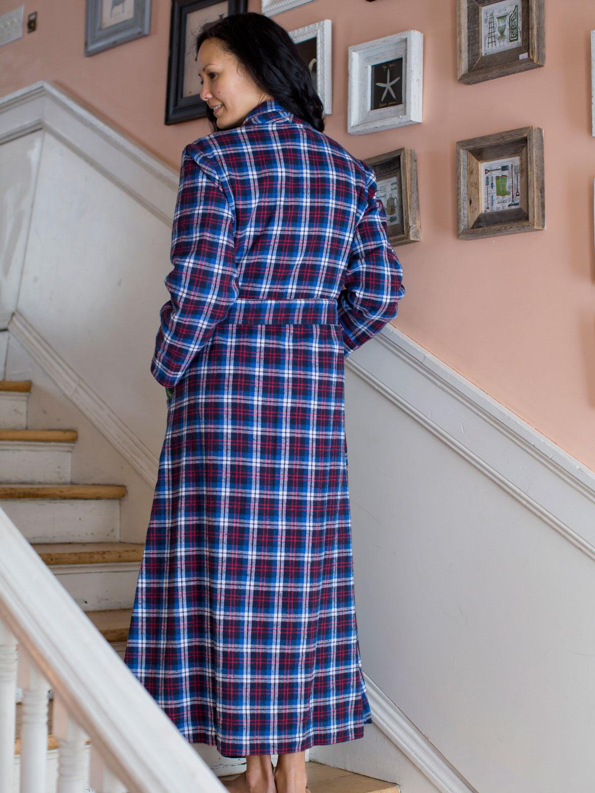 Tremblant Ladies Dressing Gown Attic Sale Ladies Attic