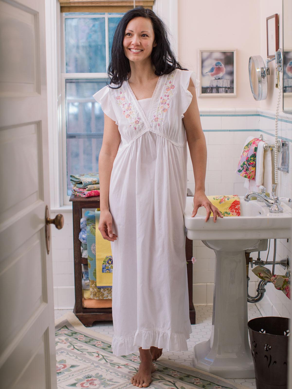 Amelie Ladies Nighty | Ladies Clothing, Nighties