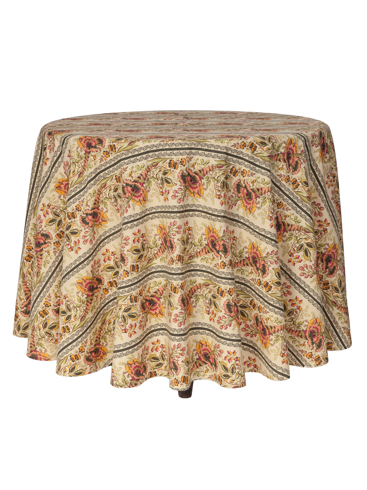 Cornucopia Round Cloth Attic Sale Linens Amp Kitchen