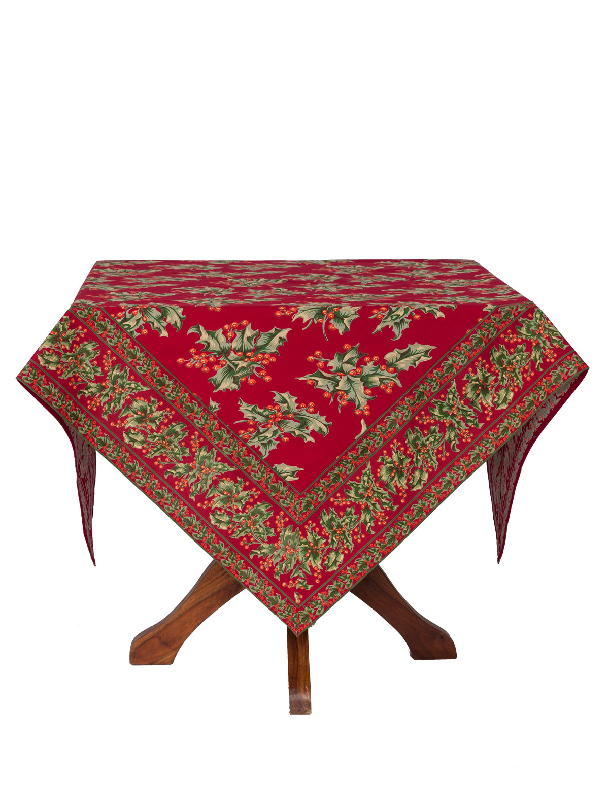 Holly Tablecloth Linens Amp Kitchen Tablecloths