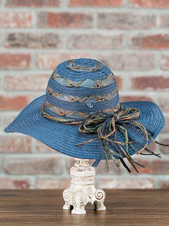 Ribbon Paper Braid Hat