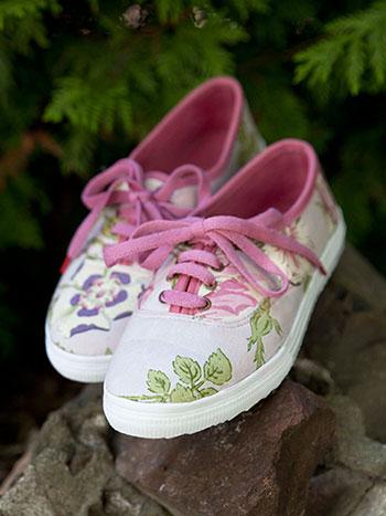 Rose Nouveau Shoe