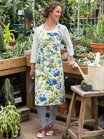 Greta's Garden Chef Apron