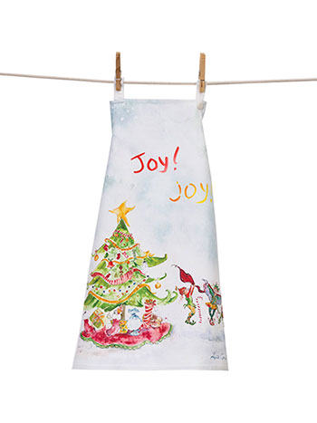 Elves Kids Apron