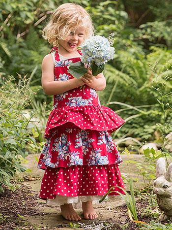 Willa Rose Kids Apron