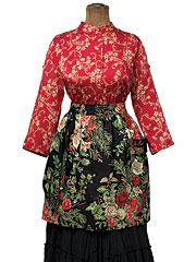 Merry Skirt Apron