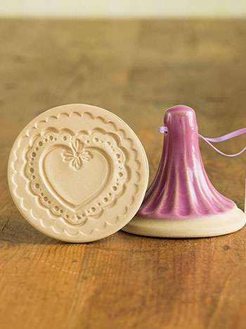 Heart Cookie Stamp