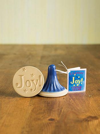 Joy! Cookie Stamp