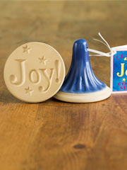 Joy! Cookie Stamp
