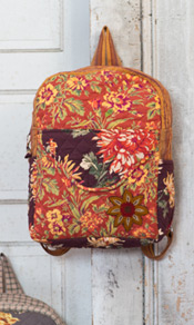 Harvest Patchwork Backpack