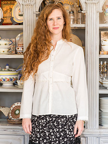 Laura Ladies Blouse
