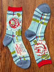 'You're Compulsively Awesome' Crew Socks