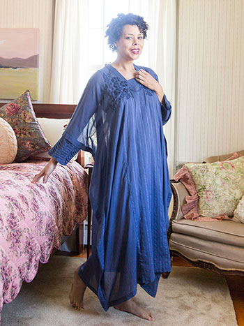 India Ladies Caftan