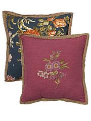 Cherish Embroidered Cushion