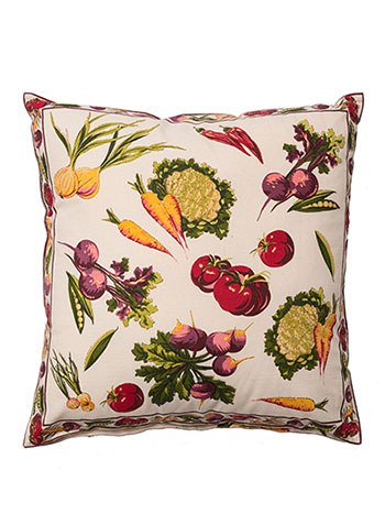 Farm Fresh Cushion Cover - Ecru