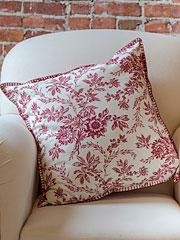 Felicity's Flowers Cushion Cover
