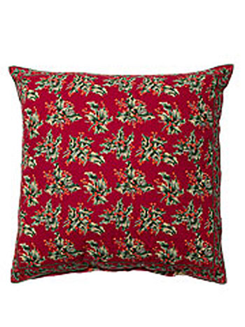 Holly Cushion