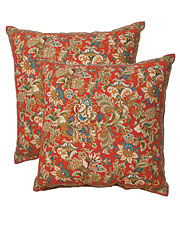 Jacob's Court Cushion Cover