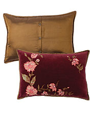 Mother's Velvet Cushion