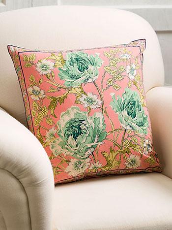 Rose Nouveau Cushion Cover