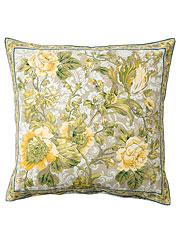 Tea Rose Cushion Cover