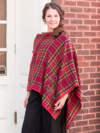 Scottie Ladies Cape