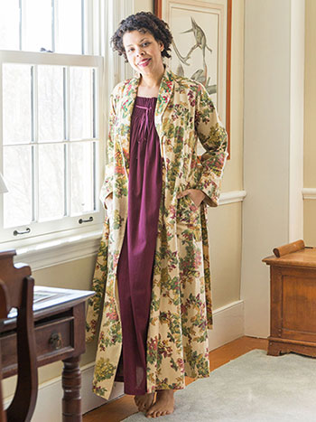 Reverie Ladies Dressing Gown