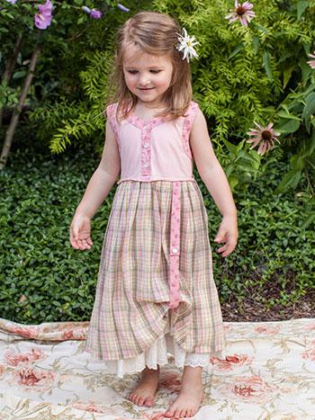 Louisa Girls Dress