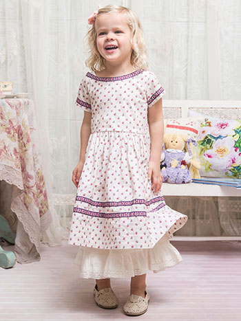 Avignon Girls Dress