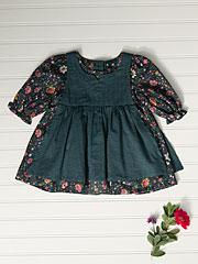 Heather Prairie Girls Dress