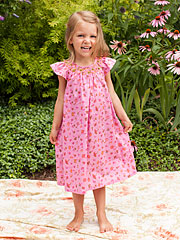 Rebecca Girls Dress