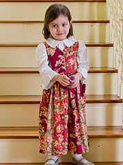 Roses Girls Dress