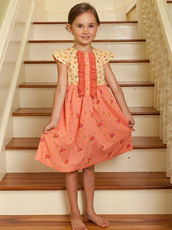 Maggie Girls Dress