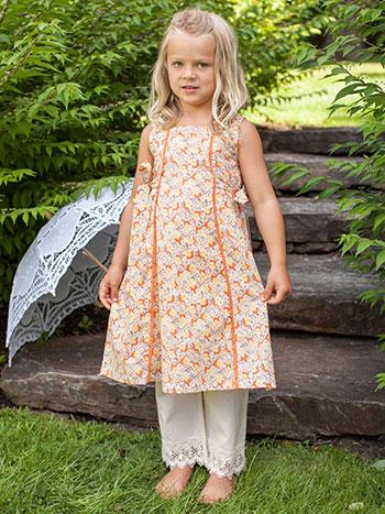 Summertime Girls Dress