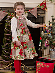 Christmas Girls Dress