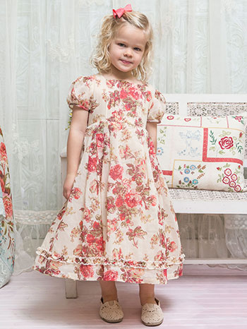 Sophia Girls Dress