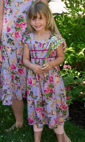 Rosie Girls Dress