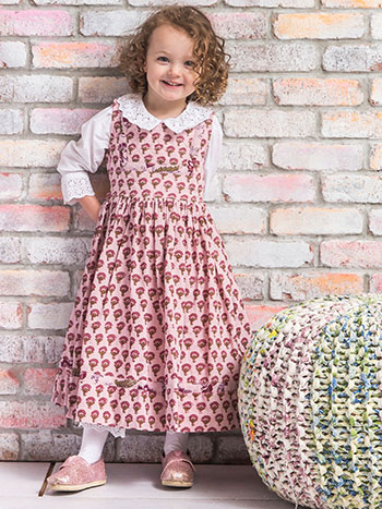 Sugar Plum Girls Dress