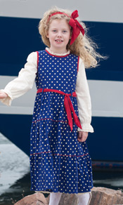 Dots Girls Dress