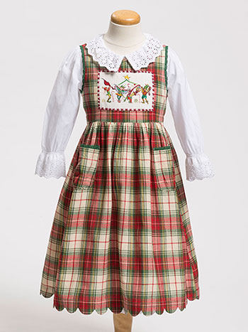 Elves Girls Dress