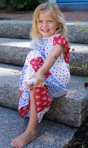Minny Girls Dress