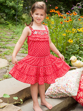 Katie Girls Dress
