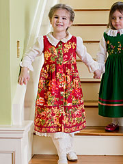 Cora Girls Dress
