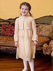Genevieve Girls Dress