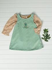 Twinkle Christmas Girls Dress