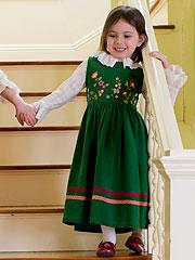 Secret Garden Girls Dress