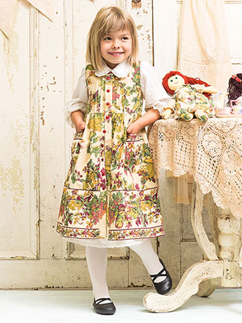 Reverie Girls Dress