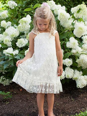 Angelica Girls Dress
