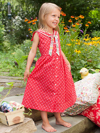 Calico Girls Dress